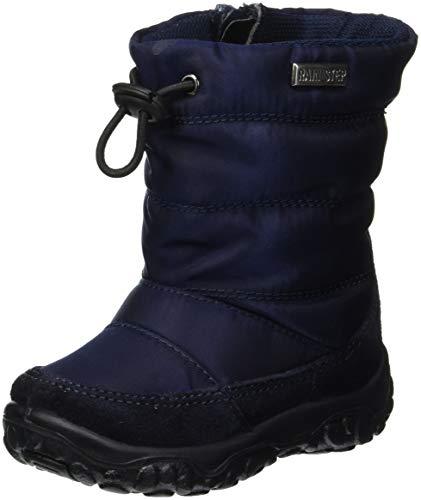 Naturino Jungen POZNURR Stiefel, Blau (Bleu 0c01), 24 EU -