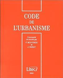 Le code de l'urbanisme 2000 (ancienne édition)