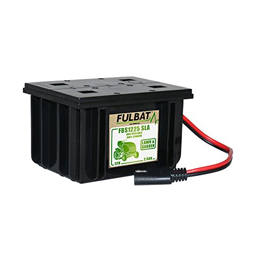 Fulbat - Rasenmäher Batterie BS1225/FBS1225 12V 2.5Ah - 0819-0024 ; 08190024 ;