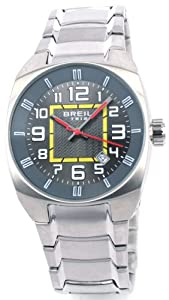 Reloj de caballero Breil Tribe MatchPoint TW0452 de cuarzo, correa de acero inoxidable color plata de Jgarcía