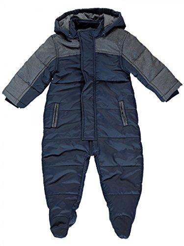 name it Baby Jungen Schneeoverall, Schneeanzug, Overall MARINUS in dress blues, Größe:62/68