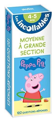 Incollables - Révise avec Peppa Pig - De la MS à la GS - Cahier de vacances