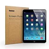 [2-Pack]Anker® Ultra-Clair Ecran protecteur pour Apple iPad Air, Apple iPad Air 2 - HD - Résistant au Taches + Emballage de Vente au Détail - Garantie à Vie