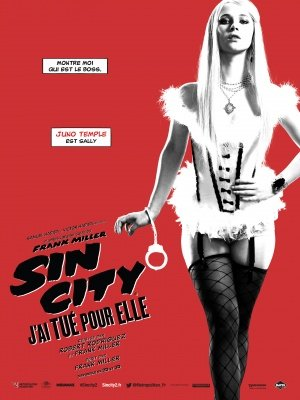 SIN CITY : A DAME TO KILL FOR – Juno Temple – French Imported Movie Wall Poster Print – 30CM X 43CM Brand New (Dame City To Dvd Für Kill Sin)