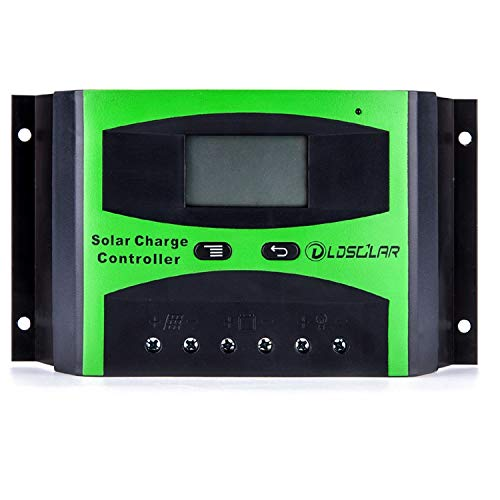 Solar Power Panel Laderegler IP32 50A 12 / 24V 48V Auto Sonnenkollektor-Ladegerät-Controller LD4850S Solar Charg