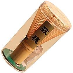 Chasen Bambú Herramienta Batidor de Polvo Matcha Té Japonés Accesorio Ceremonia - 60-70