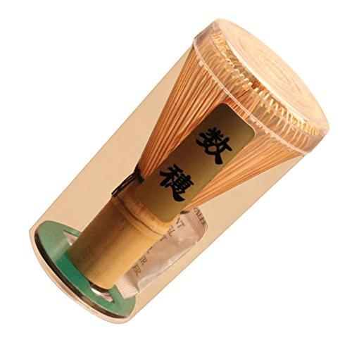 Chasen Bambú Herramienta Batidor Polvo Matcha Té