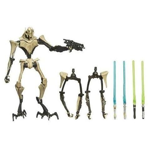 Star Wars The Clone Wars General Grievous figure