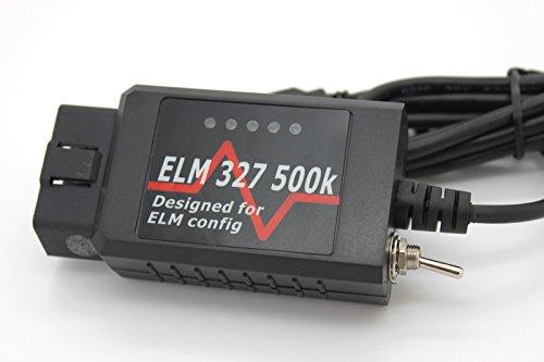 interfaccia Forscan cavo diagnosi CAN-BUS ELM327 USB modificato per Ford Mazda