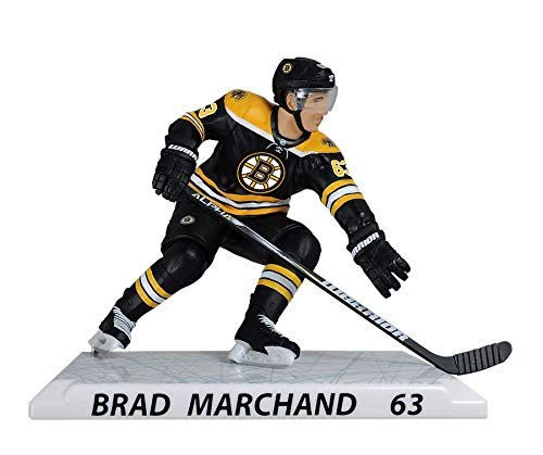 Imports Dragon 2018/19 Brad Marchand Boston Bruins NHL Figur (16 cm)