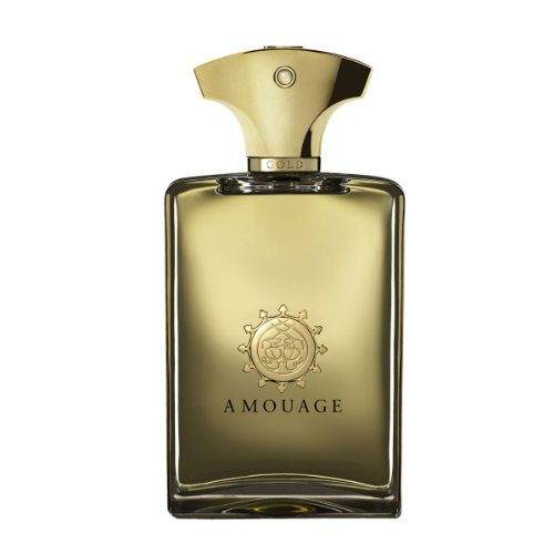 Amouage Gold Man EDP Vapo 50 ml, 1er Pack (1 x 50 ml)