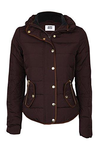 VERO MODA donna piumino Macro New Short Jacket Boos (nome. Con colori)