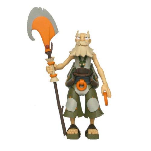 Ankama - AFGANK011 - Figurine - Bande Dessinée - Wafku - Ruel Action Figure DX