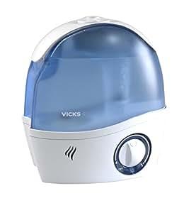 Vicks Mini Cool Mist -  Mini humidificateur à ultrasons à air froid - VH5000