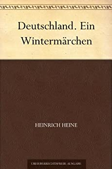 Deutschland. Ein Wintermärchen von [Heine, Heinrich]