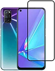 Oppo A92 / Oppo A72 / Oppo A52 Screen Protector Glass Full Glue Edge To Edge Screen Guard for Oppo A92 / Oppo