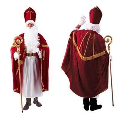 Bischofsrobe Robe Bischof katholische Kirche Heiliger Bishop Gr. (Heiligen Kostüme Katholischen)