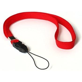 DTS/AC Handgelenk-Trageband / Handschlaufe (ROT)