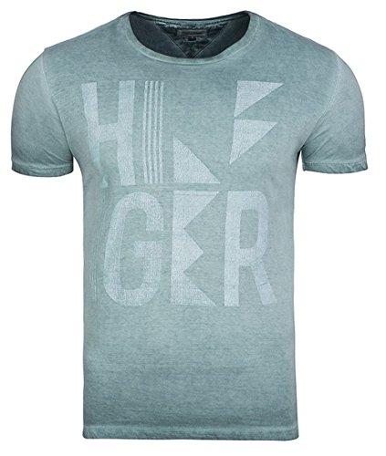 Tommy hilfiger -  t-shirt - uomo mint large