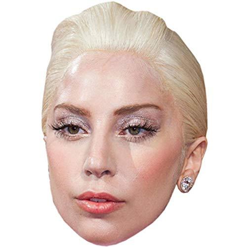 Celebrity Cutouts Lady Gaga Big Head.