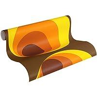 Amazon Fr Orange Papiers Peints Peintures Outils Et