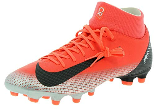 Nike Herren Superfly 6 Academy CR7 MG Fußballschuhe Rot (Bright Crimson/Black-Chrome-Da 600) 41 EU