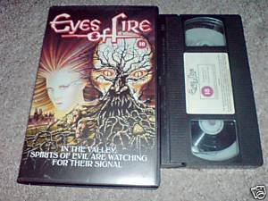 Eyes Of Fire [VHS] [1985]