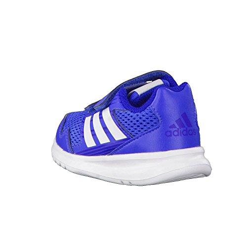 Adidas altarun CF I–Scarpe da corsa, Bambini blu