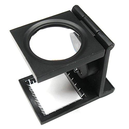 Lanlan 8* Desktop Lupe Glas Lupe Top Vergrößerungsgläser mit LED Lampe Gps-sitzsack-halterung Für Auto