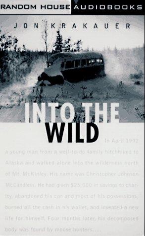 Buchseite und Rezensionen zu 'Into the Wild' von Jon Krakauer