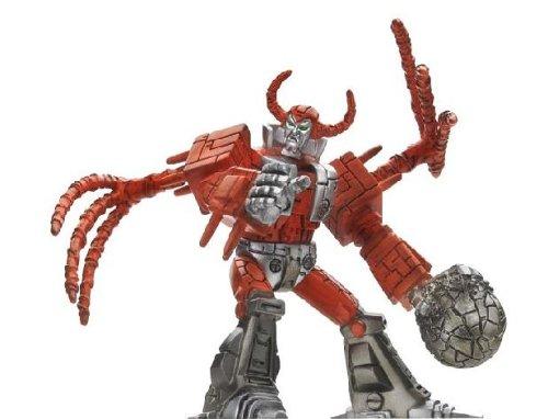 Titanium Series Transformers 3 Inch Metal Robot Masters Unicorn (Action Master Transformers)
