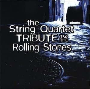 String Quartet Tribute to... [Import anglais]