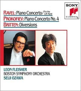 Piano Concertos for the Left Hand [Import allemand]
