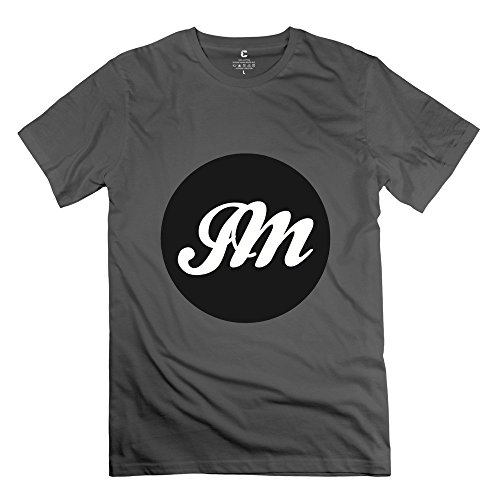 GloriousReturn Men's John Mayer Logo T-shirt