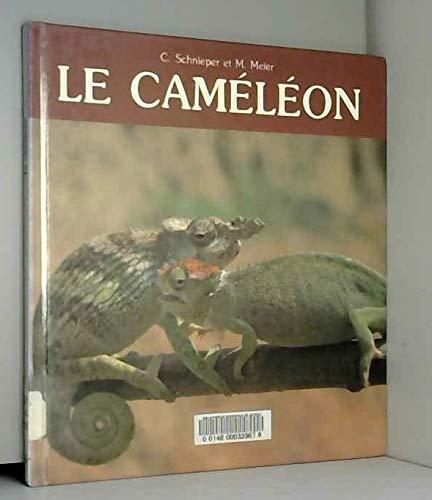 LE CAMELEON par C Schnieper