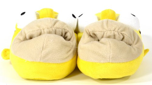 United Labels 807007, Les Simpsons - Chaussons Adulte yellow