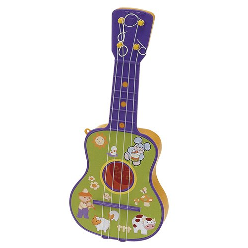 Claudio Reig - Guitarra con 4 cuerdas, en bolsa y pestaña (241)