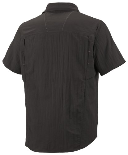 Columbia - Silver Ridge - Chemise manches courtes - Homme Grill