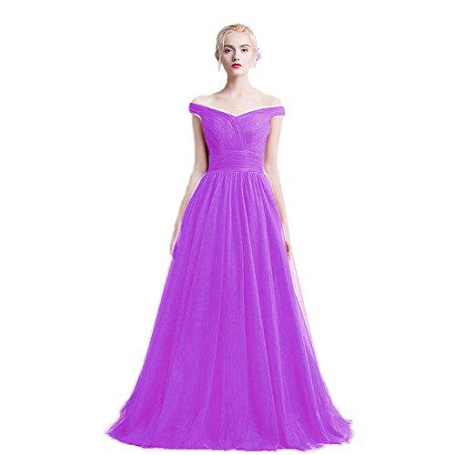 Vimans -  Vestito  - linea ad a - Donna Purple1