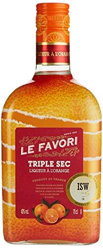 Le Favori Triple Sec Orangenlikör (1 x 0.7 l)
