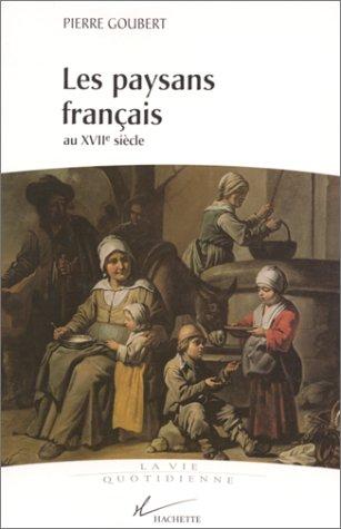 Les paysans français au XVIIe siècle