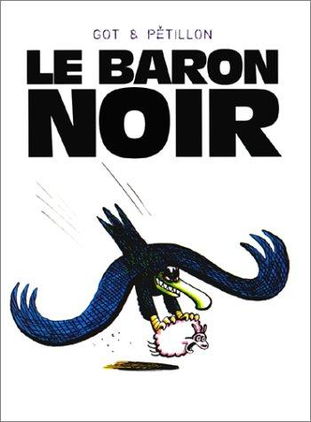 LE BARON NOIR par Pétillon