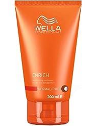 Wella Professionals Enrich unisex, Feuchtigkeitsspendender Conditioner für feines bis normales Haar 200 ml, 1er Pack (1 x 1 Stück)