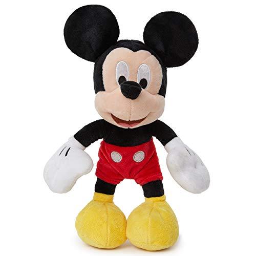 41SYZFAFaEL - Simba 6315874842-Disney Peluche, Mickey, 25cm