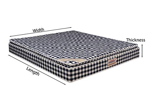 Best Duroflex Springtek Mattress Price (75x72x6) Image 2