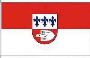 Bannerflagge Gabsheim - 80 x 200cm - Flagge und Banner