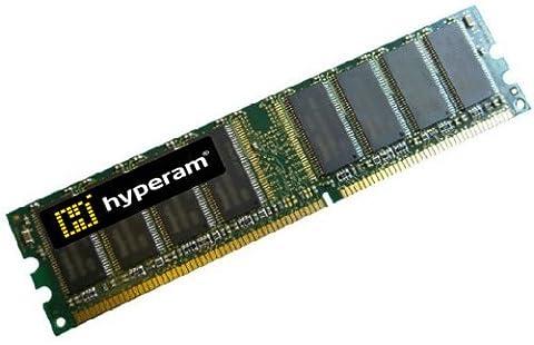 Hypertec Hyperam 2GB DDR2 667MHz PC2-5300 CL5 Non-ECC 240-pin DIMM Memory