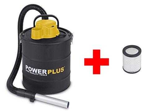 Set Aspirador de cenizas + Filtro para aspirador cenizas filtro aluminio Boquilla 1200W