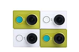 Caméra PANMARI origine Xiaomi Mi Yi Yi étanches, 40M Sport Plongée sous-marine, Yi Action Camera Accessoires Action Camera, Standard, Noir