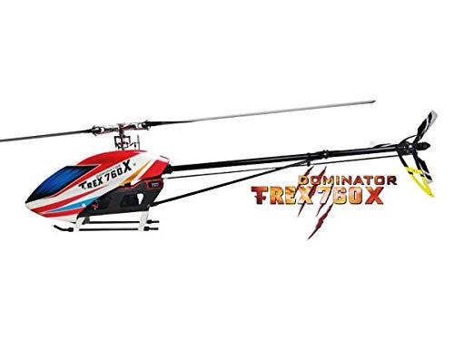 Freakware RC Helikopter Align T-REX 760X Dominator TOP Super Combo (Top Rc Hubschrauber)